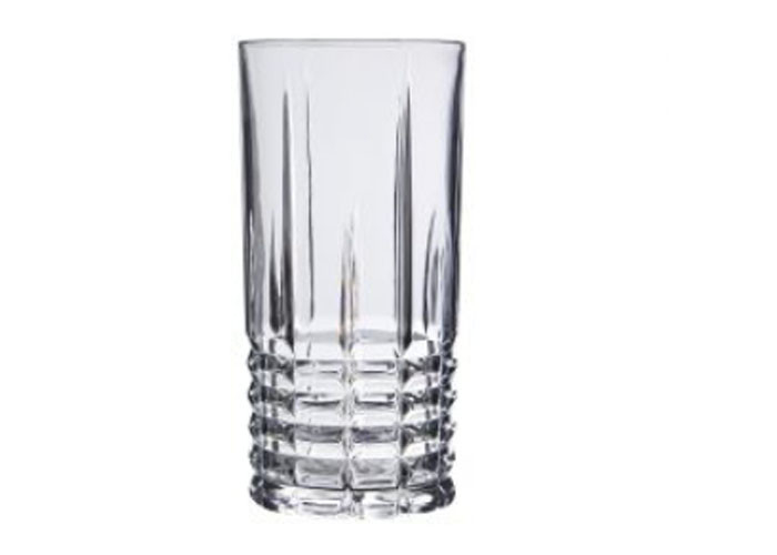 14 Oz Clear Whiskey Glassware Glass Water Cup / Resturant Glass Juice Cup